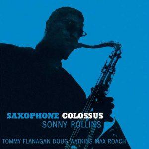 Portada Sonny Rollins Saxophone Colossus UPC 8436559466202