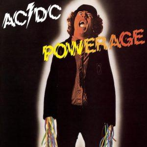 Carátula AC/DC Powerage Codigo 696998020412