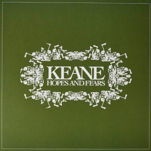 Portada disco Vinilo Keane Hopes & Fears