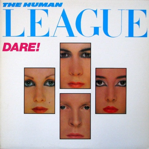 Vinilo The Human League - Dare!