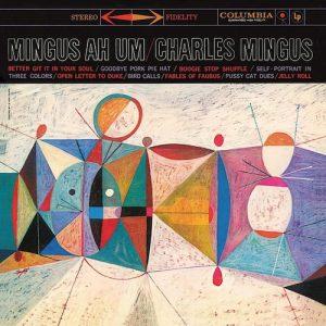 Portada Vinilo Charles Mingus – Mingus Ah Um
