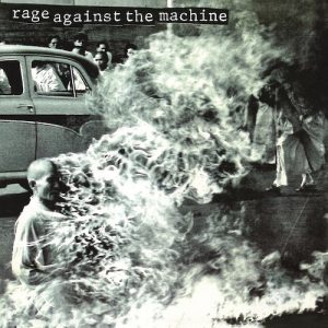 Portada Vinilo Rage Against The Machine - Rage Against The Machine