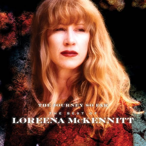 Portada Vinilo Loreena McKennitt ‎– The Journey So Far - The Best Of