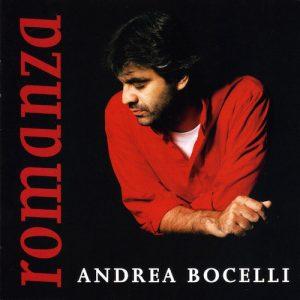 Portada Doble Vinilo Andrea Bocelli Romanza Codigo UPC 602547189288