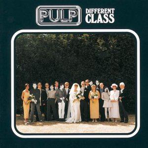 Carátula Vinilo Pulp – Different Class