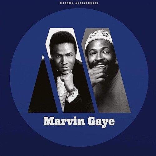 Portada Vinilo Marvin Gaye – Motown Anniversary