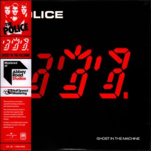 Vinilo The Police ‎– Ghost In The Machine