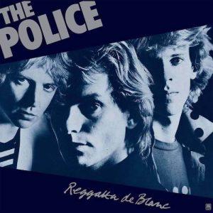 Caratula Vinilo The Police – Reggatta de Blanc