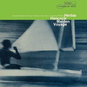 Carátula Vinilo Herbie-Hancock-Maiden-Voyage