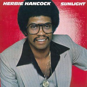 Carátula Vinilo Herbie Hancock Sunlight