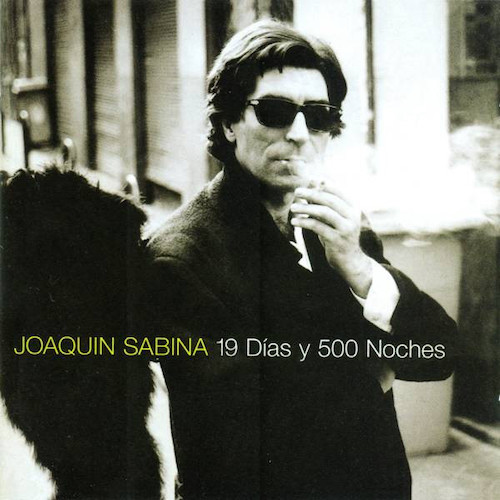 Vinilo Joaquín Sabina – 19 Días Y 500 Noches