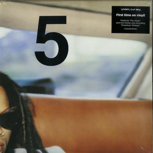 Vinilo 5 Lenny Kravitz