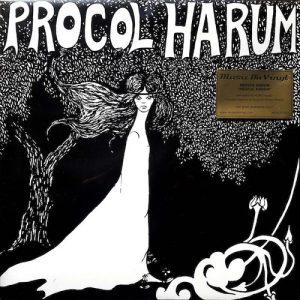 Portada Vinilo Procol Harum – Procol Harum