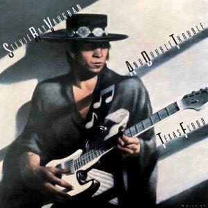 Portada Vinilo Stevie Ray Vaughan And Double Trouble – Texas Flood