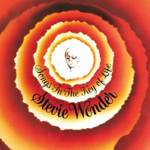 Portada Vinilo Stevie Wonder ‎– Songs In The Key Of Life