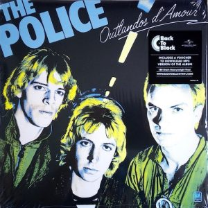 C aratula Vinilo The Police