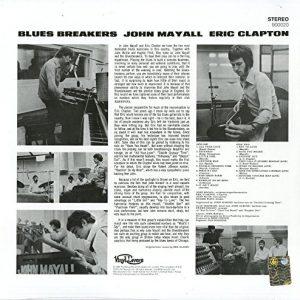 Contra tapa John Mayall & The Bluesbreakers