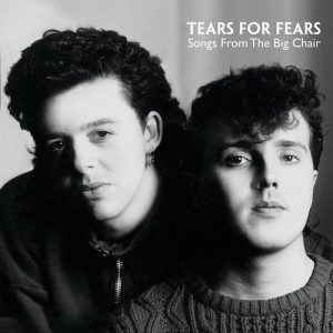 Portada Vinilo Tears For Fears ‎– Songs From The Big Chair