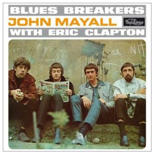 Portada Vinilo John Mayall & The Bluesbreakers