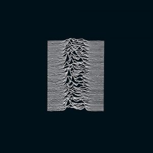 Portada Vinilo Joy Division ‎– Unknown Pleasures