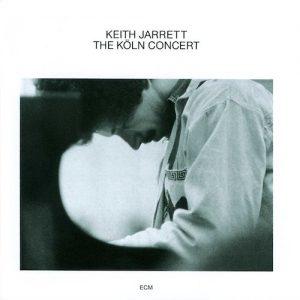 Carátula Vinilo Keith Jarrett