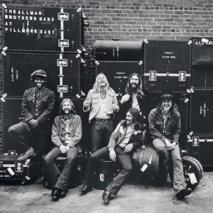 Portada Vinilo The Allman Brothers