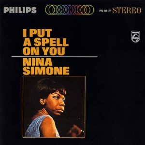 Carátula Vinilo Nina Simone ‎– I Put A Spell On You