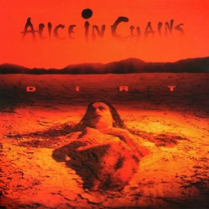 Carátula Vinilo Alice In Chains