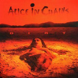 Carátula Vinilo Alice In Chains