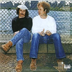 Contra tapa Vinilo Simon & Garfunkel – Simon And Garfunkel's Greatest Hits