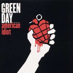 Portada Vinilo Green Day