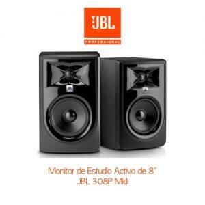 Monitor Estudio JBL 308P MkII