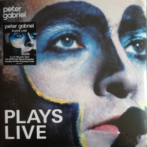 Vinilo Peter Gabriel ‎– Plays Live