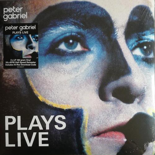 Vinilo Peter Gabriel – Plays Live