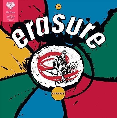 Erasure Vinilop Circus
