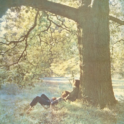 Carátula Vinilo John Lennon