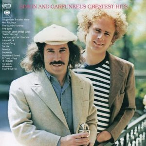 Vinilo Simon & Garfunkel ‎– Simon And Garfunkel's Greatest Hits