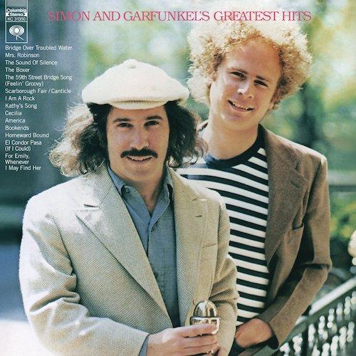 Vinilo Simon & Garfunkel – Simon And Garfunkel's Greatest Hits