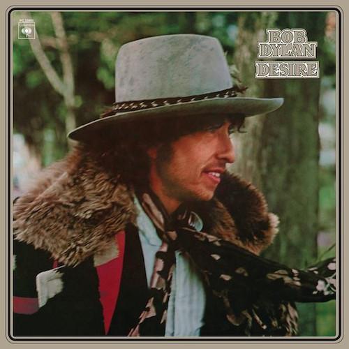 Portada Vinilo Bob Dylan Desire