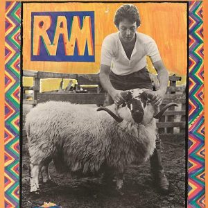 Caratula RAM - Paul McCartney