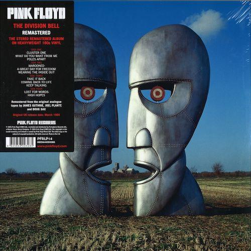 Carátula Vinilo Pink Floyd