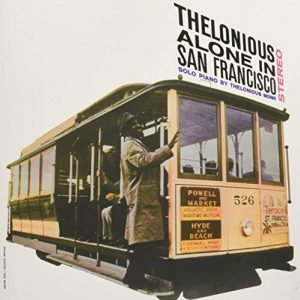 Vinilo Thelonious-Alone-In-San-Francisco