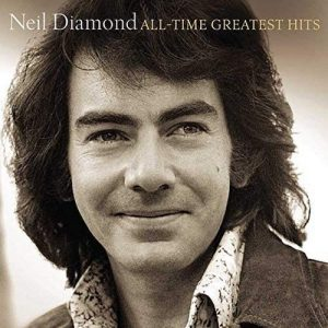 Portada vinilo Neil Diamond ‎– All-Time Greatest Hits