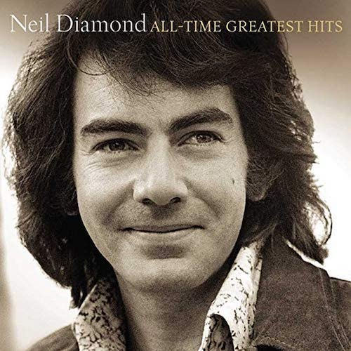 Portada vinilo Neil Diamond – All-Time Greatest Hits