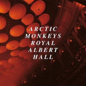 Portada Vinilo Arctic Monkeys ‎– Live At The Royal Albert Hall