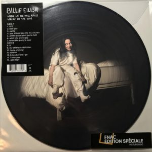 Billie Eilish Vinilo Picture Disc