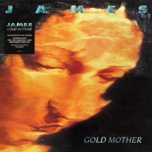 Portada Vinilo James Gold Mother