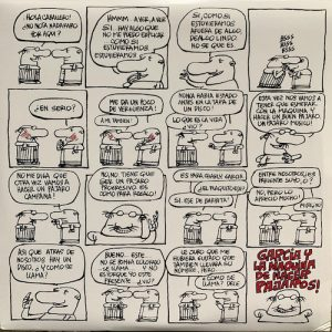 Vinilo La Máquina De Hacer Pájaros