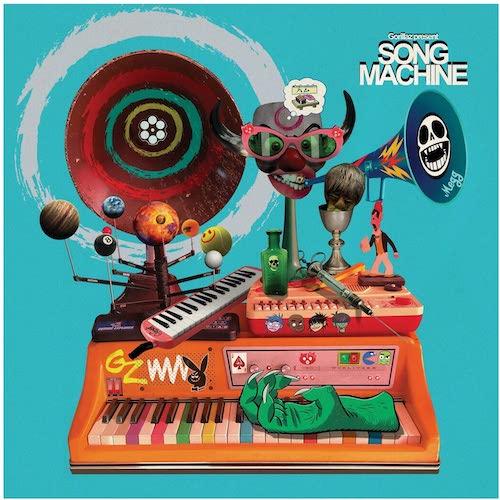 Vinilo Gorillaz Song Machine Season One
