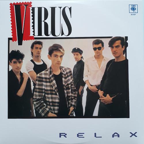 Vinilo Virus Relax
